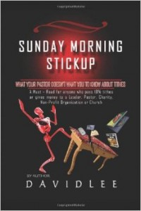 sunday morning stickup book